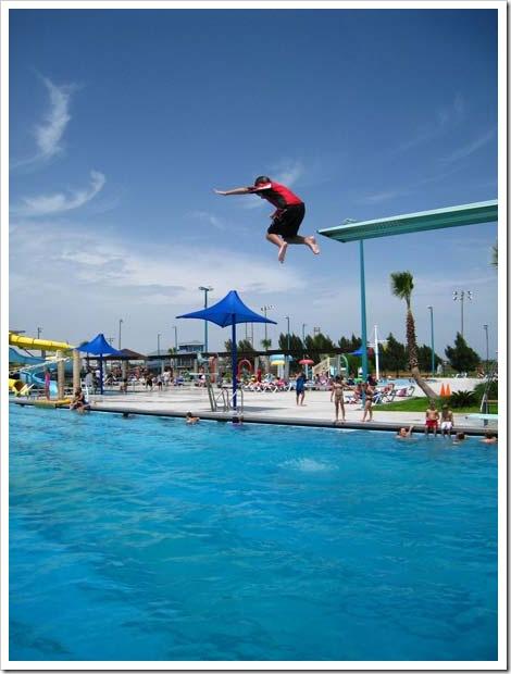 Jackson jumping