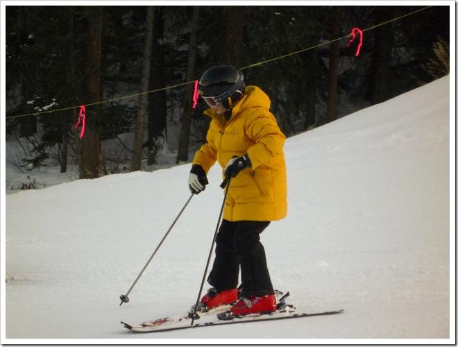 Jackson Skiing 2009