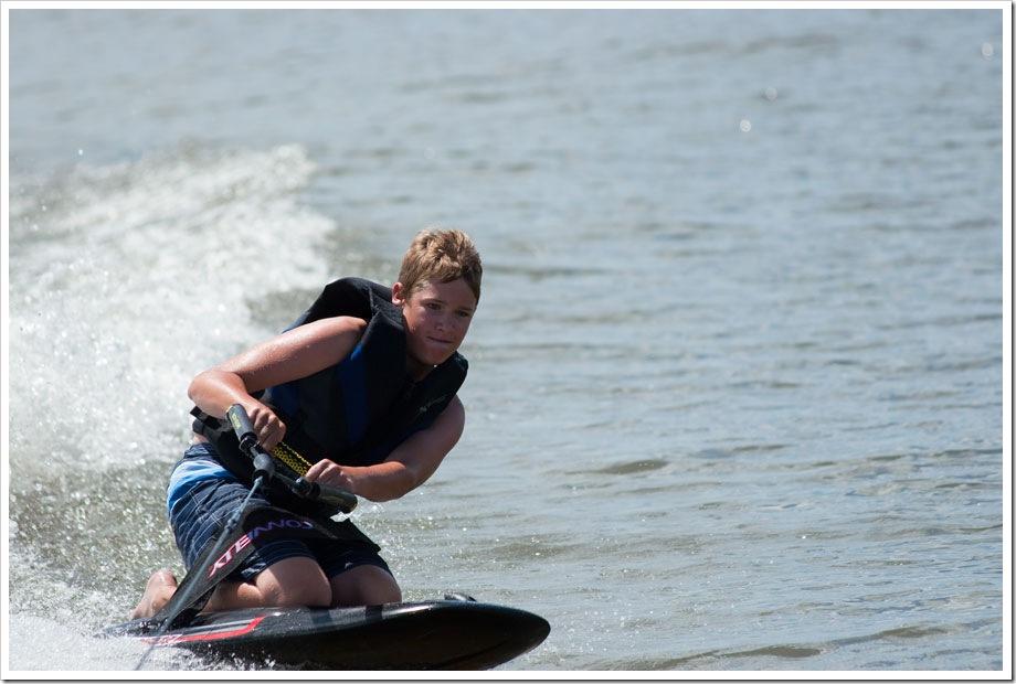 Payne kneeboard