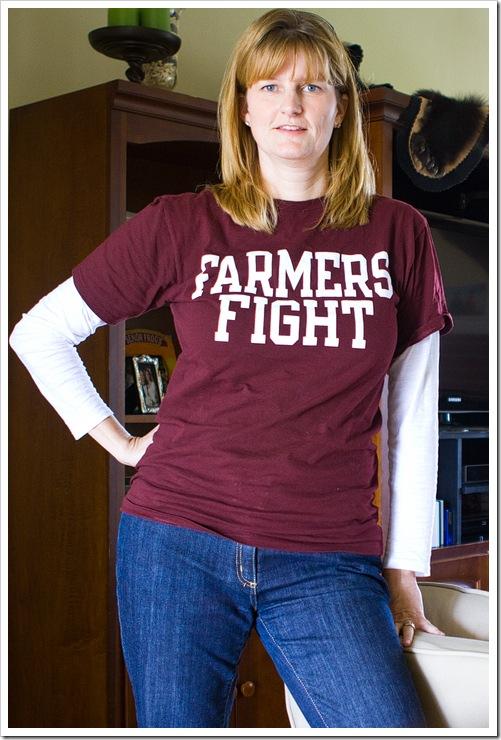 Farmers Fight