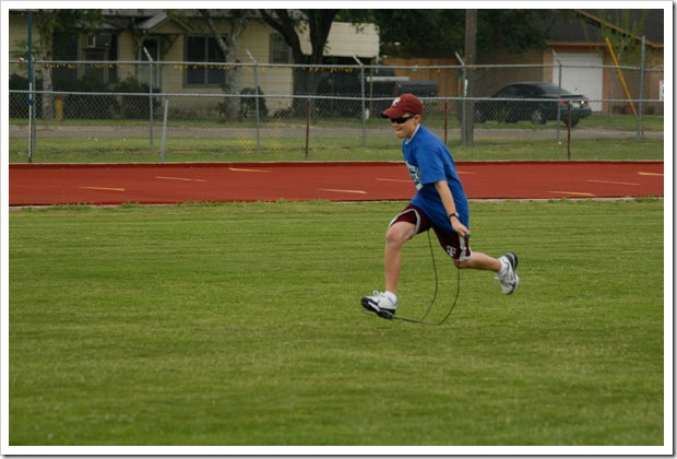 Jump Rope Race